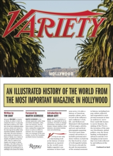 Variety : An Illustrated History of the World from the Most Important Magazine in Hollywood, Hardback Book