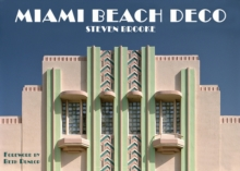 Miami Beach Deco, Hardback Book