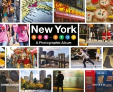 New York Non-Stop : A Photographic Album, Hardback Book
