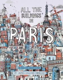All the Buildings in Paris : That I've Drawn So Far, Hardback Book