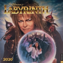 Jim Henson's Labyrinth 2020 Square Wall Calendar, Calendar Book