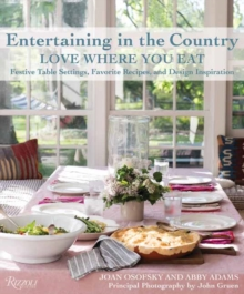 Entertaining in the Country, Hardback Book