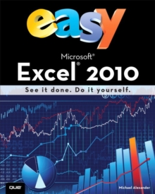 Easy Microsoft Excel 2010 (UK Edition), Paperback / softback Book