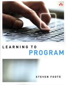 Learning to Program, Paperback Book