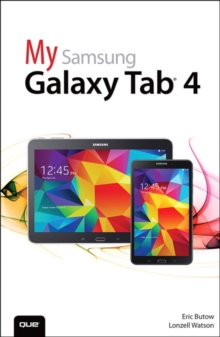 My Samsung Galaxy Tab 4, Paperback / softback Book
