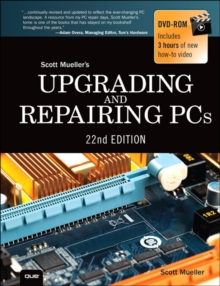 Upgrading and Repairing PCs, Mixed media product Book