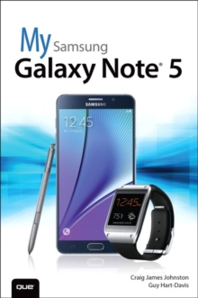 My Samsung Galaxy Note 5, Paperback Book