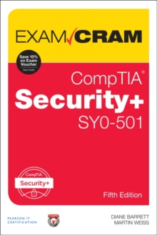 COMPTIA SECURITY SY0501 EXAM CRAM,  Book