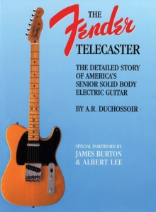 The Fender Telecaster, Paperback Book