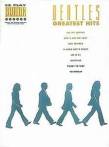 BEATLES GREATEST HITS,  Book