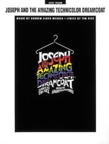 Joseph and the Amazing Technicolor Dreamcoat, Paperback / softback Book