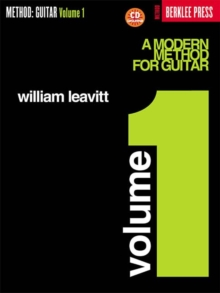 MODERN METHOD FOR GUITAR VOL 1,  Book