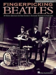 Fingerpicking Beatles - Revised & Expanded Edition, Paperback Book