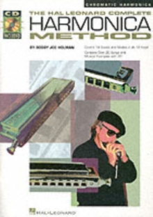 The Complete Harmonica Method : Chromatic (Book/Online Audio), Paperback Book