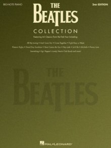 BEATLES COLLECTION BIG NOTE PF BK,  Book