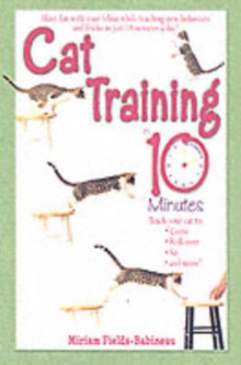 Cat Training In 10 Minutes, Paperback Book