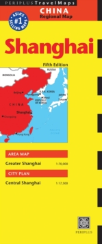 Shanghai Travel Map, Sheet map Book