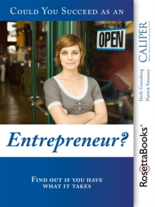 Could You Succeed as an Entrepreneur?, EPUB eBook