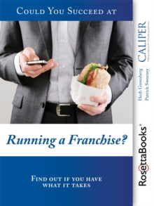 Could You Succeed at Running a Franchise?, PDF eBook