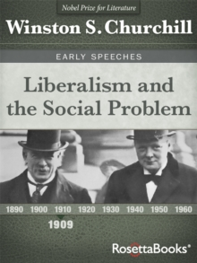 Liberalism and the Social Problem, PDF eBook