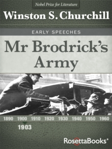 Mr Brodrick's Army, EPUB eBook