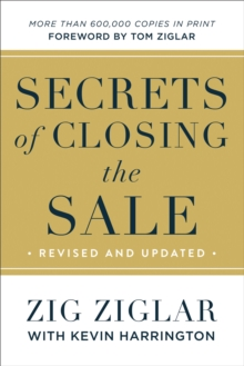 Secrets of Closing the Sale, Paperback / softback Book