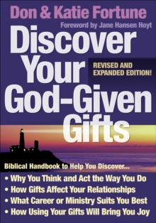 Discover Your God-Given Gifts, Paperback Book