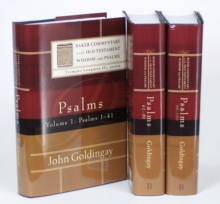 Psalms, Hardback Book