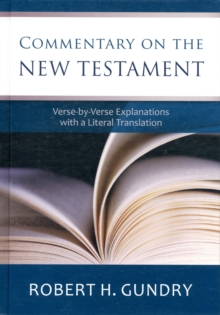 Commentary on the New Testament, Hardback Book