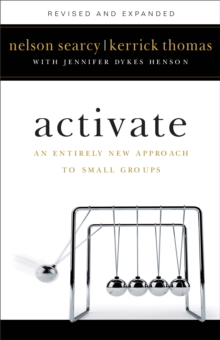 Activate : An Entirely New Approach to Small Groups, Paperback / softback Book