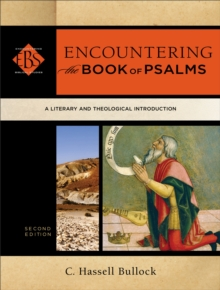 Encountering the Book of Psalms : A Literary and Theological Introduction, Paperback / softback Book