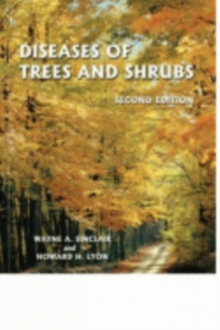 Diseases of Trees and Shrubs, Hardback Book