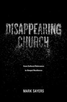 Disappearing Church, Paperback / softback Book