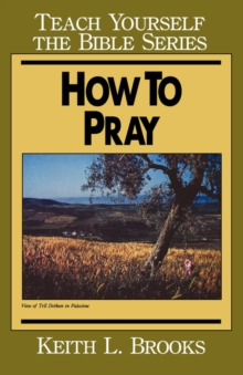How to Pray, Paperback Book