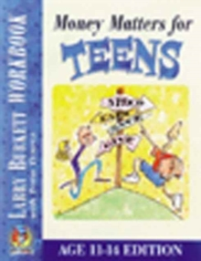 MONEY MATTERS WORKBOOK FOR TEENS AGES 11, Paperback Book