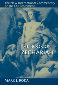 Book of Zechariah, Hardback Book