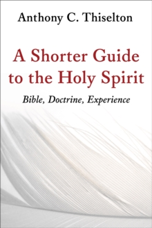 A Shorter Guide to the Holy Spirit : Bible, Doctrine, Experience, Paperback Book