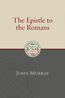 The Epistle to the Romans, Paperback / softback Book