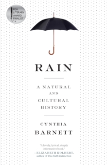 Rain : A Natural and Cultural History, Paperback / softback Book