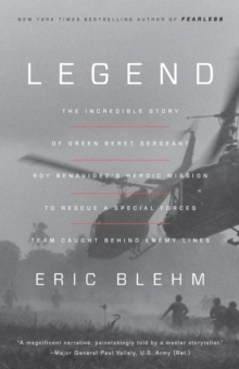 Legend, Paperback Book