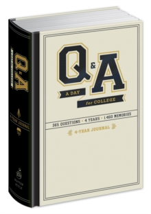 Q&A A Day For College, Paperback Book