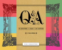 Q&a A Day For Creatives, Paperback Book