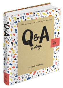 Q&A a Day for Me, Paperback Book