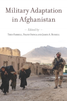 Military Adaptation in Afghanistan, Paperback / softback Book