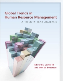 Global Trends in Human Resource Management : A Twenty-Year Analysis, EPUB eBook