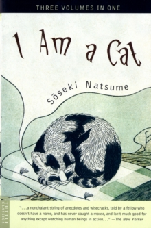 I am a Cat, Paperback Book