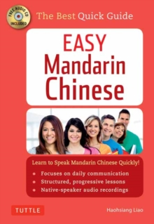Easy Mandarin Chinese : Learn to Speak Mandarin Chinese Quickly! (CD-ROM Included), Paperback Book
