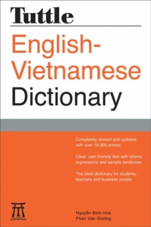Tuttle Vietnamese-English Dictionary : revised and updated, Paperback Book