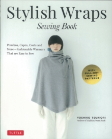 Stylish Wraps : Sewing book, Paperback Book