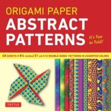 Origami Paper : Abstract Patterns, Paperback / softback Book